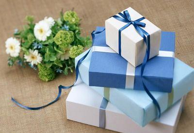 Cладкие новогодние подарки оптом 75